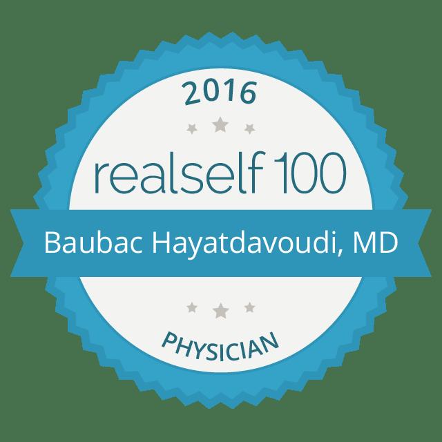 2016 Real Self 100